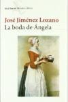 La boda de Ángela, una novela reflexiva sobre las bodas