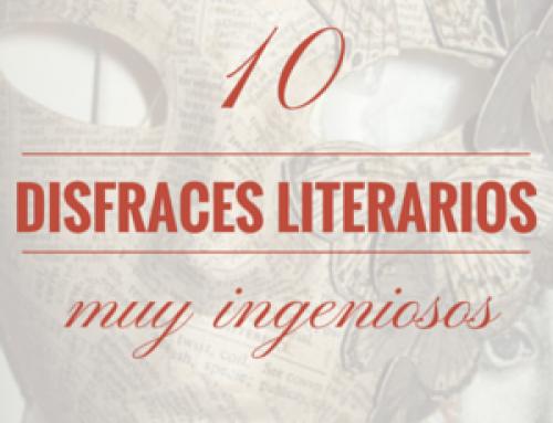10 disfraces literarios muy ingeniosos