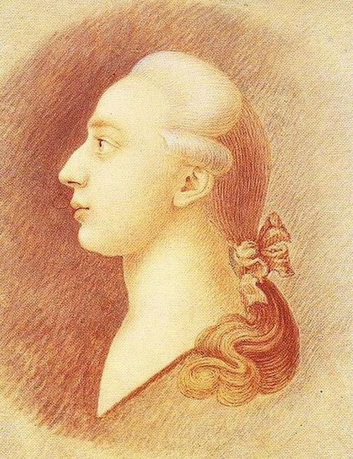 Retrato de Giacomo Casanova realizado por su hermano