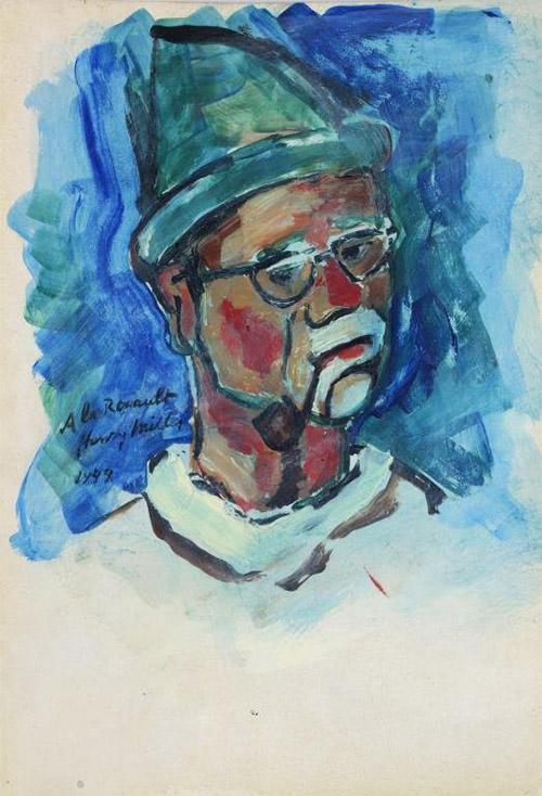 Henry Miller. Autorretrato