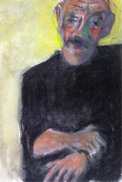 José Hierro, autorretrato