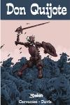Don Quijote, novela gráfica