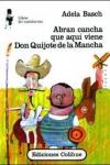 Don Quijote en teatro para niños