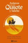 Andanzas de don Quijote y Sancho para niños