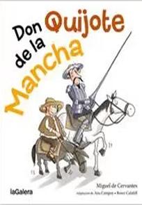 Don Quijote de la Mancha, adaptación para escolares