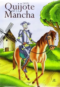Don Quijote de la Mancha adaptado para escolares