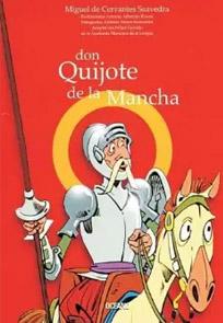 Adaptación de Don Quijote de la Mancha