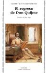 El regreso de don Quijote, de GK Chesterton