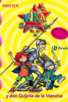 Una aventura de Kika Superbruja y don Quijote