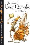 Don Quijote contado en pictogramas
