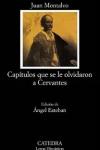 Los capítulos que se le olvidaron a Cervantes, novela inspirada en don Quijote