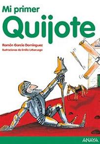 Mi primer Quijote de Anaya