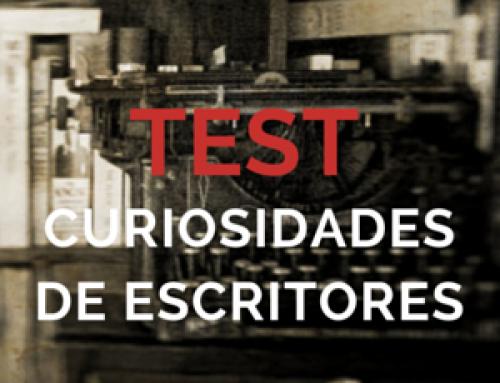 Test: curiosidades de escritores