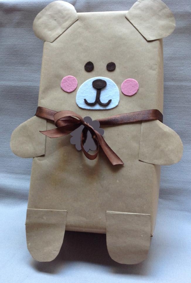 Una super idea para envolver un libro de regalo para un niño