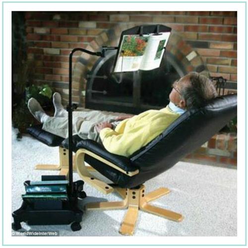 Inventos para lectores