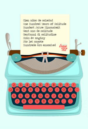 Escritores más traducidos del español