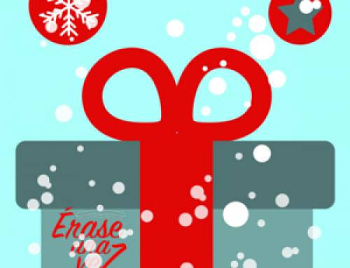 Ideas para envolver libros en Navidad