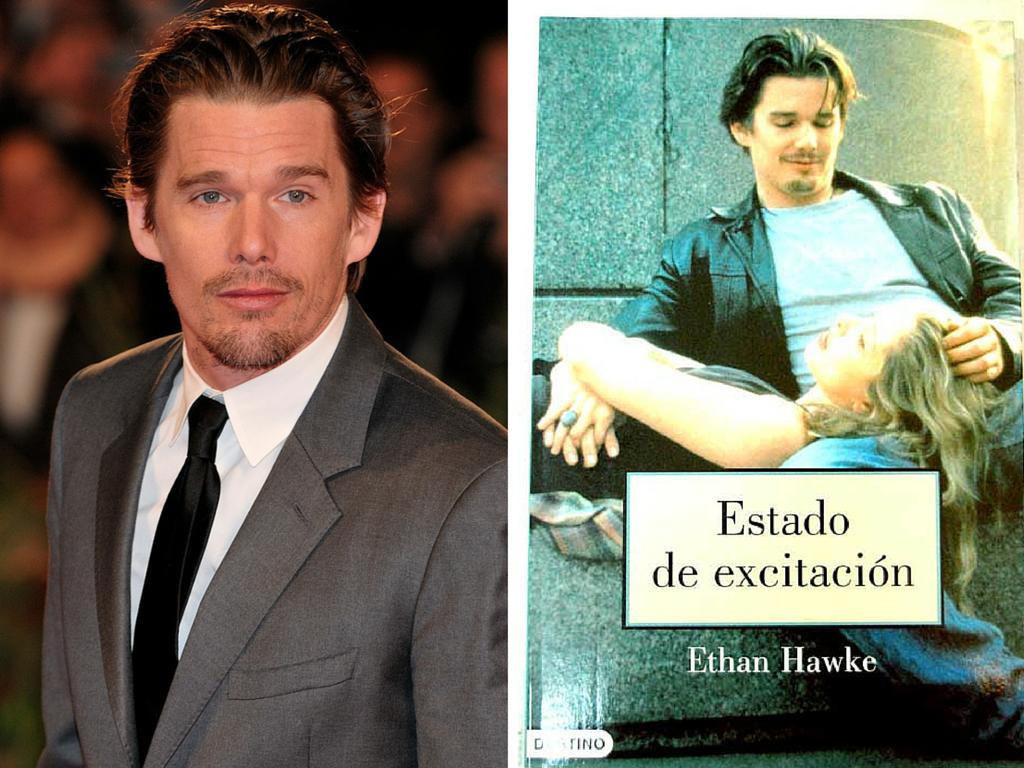 Novela del actor Ethan Hawke