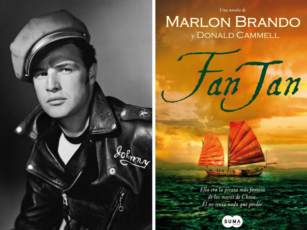 Fan Tan, la novela escrita por Marlon Brando
