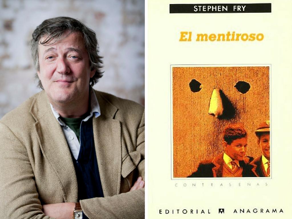 El mentiroso, del actor Stephen Fry
