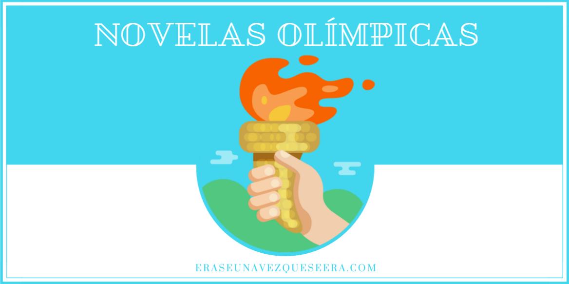 Selección de novelas sobre las olimpiadas