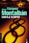 Sabotaje olímpico, de Manuel Vázquez Montalbán