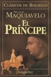 El príncipe, de Nicolás Maquiavelo
