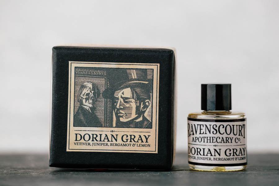 Perfume inspirado en El retrato de Dorian Grey