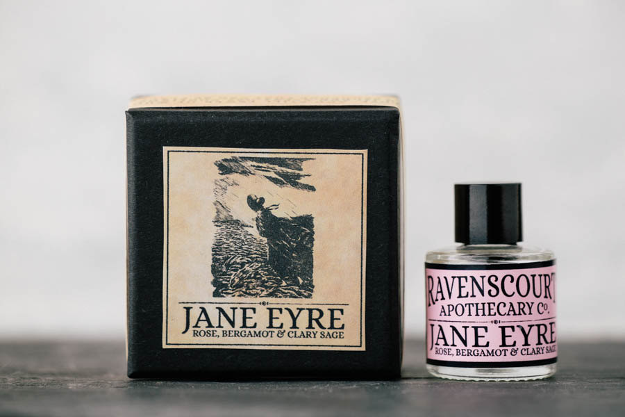 Perfume inspirado en Jane Eyre