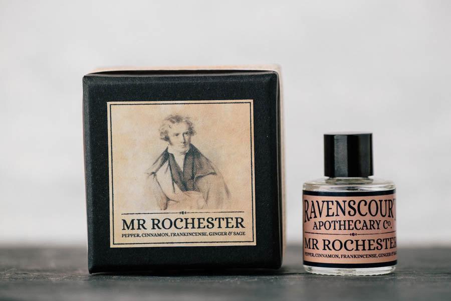 Perfume inspirado en el Sr. Rochester, de Jane Eyre