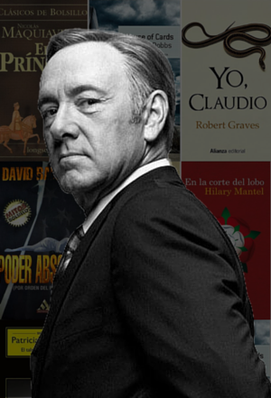 10 libros para los fans de House of Cards