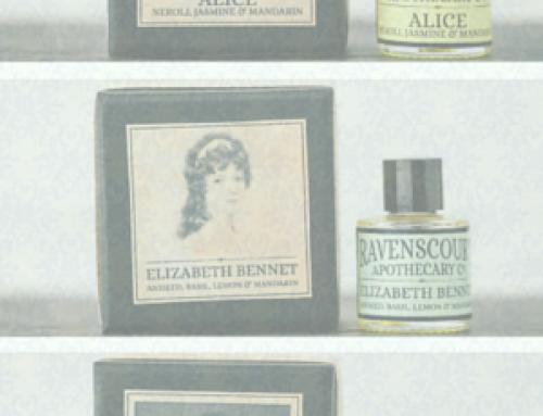 Perfumes inspirados en la literatura victoriana