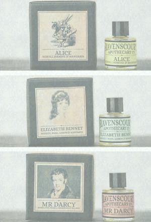 perfumes inspirados en la literatura victoriana destacado