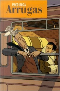 Un cómic sobre el alzhéimer