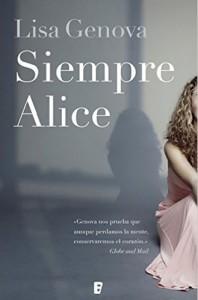 Novela sobre una mujer que padece alzhéimer