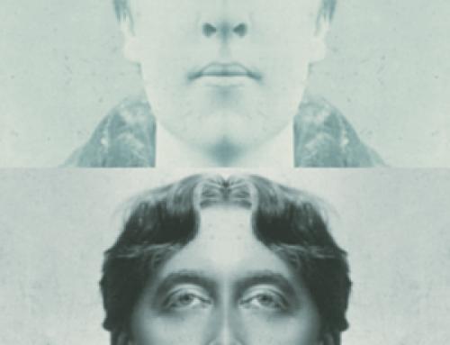Cómo se verían 10 escritores si sus caras fueran simétricas