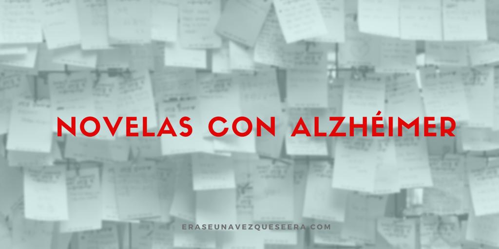 Recopilación de novelas sobre el alzhéimer