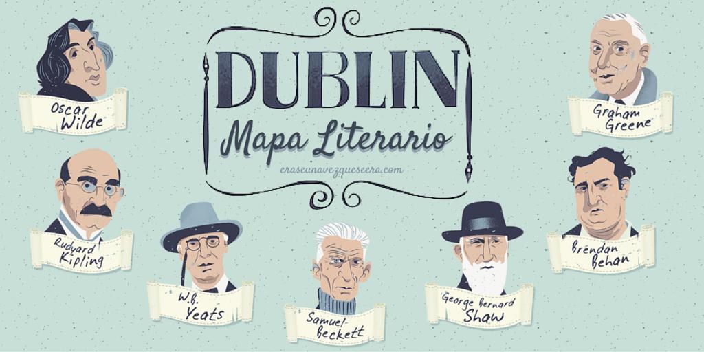 Dublín, ciudad que ha inspirado a aclamados escritores
