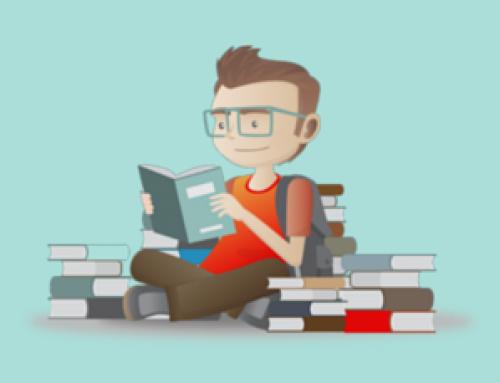 Cómo leer 100 libros en un año. Infografía