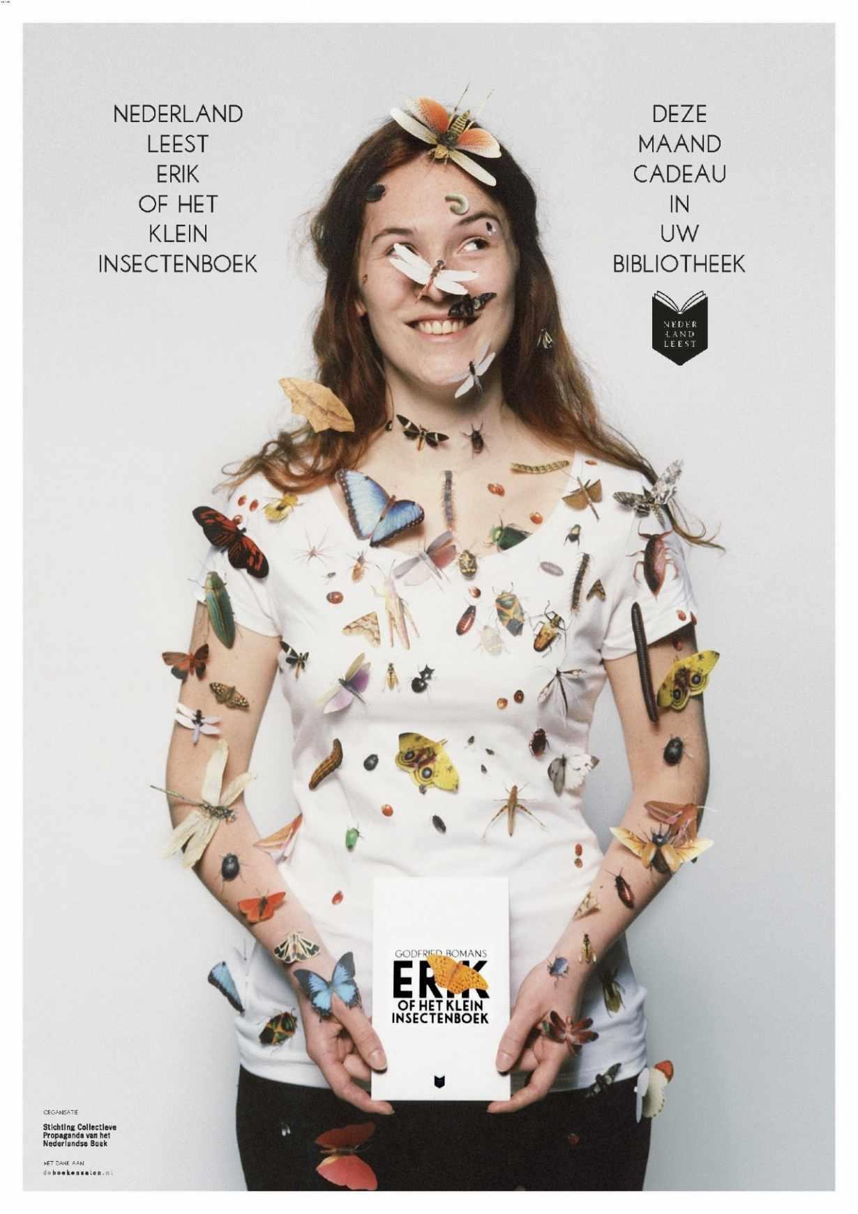 Holanda lee, campaña de promoción de la literatura holandesa