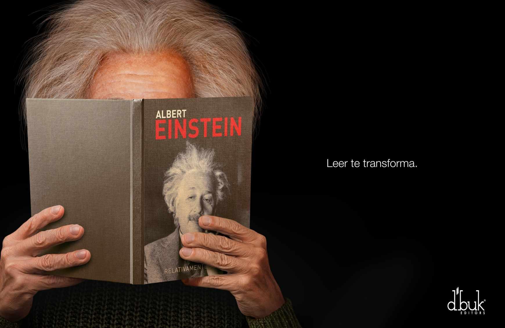 Una campaña que fomenta la lectura: leer te transforma