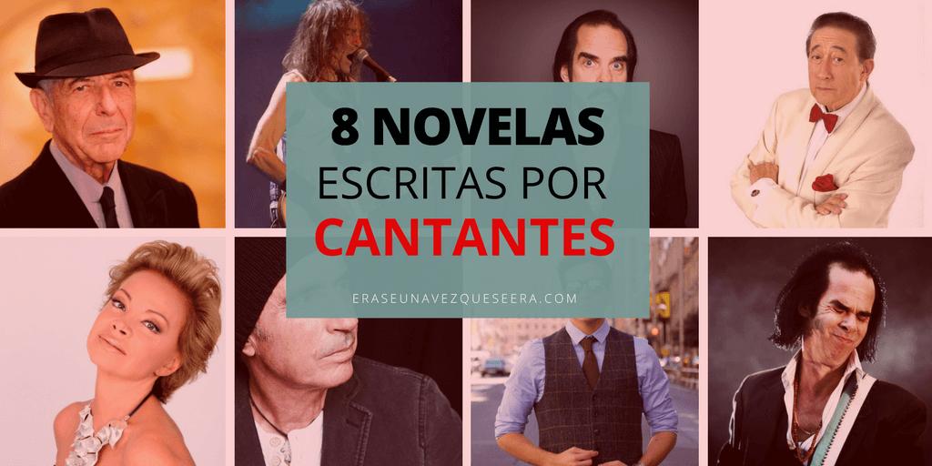 Novelas escritas por actores