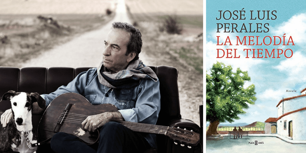 Cantantes que han escrito novelas: José Luis Perales