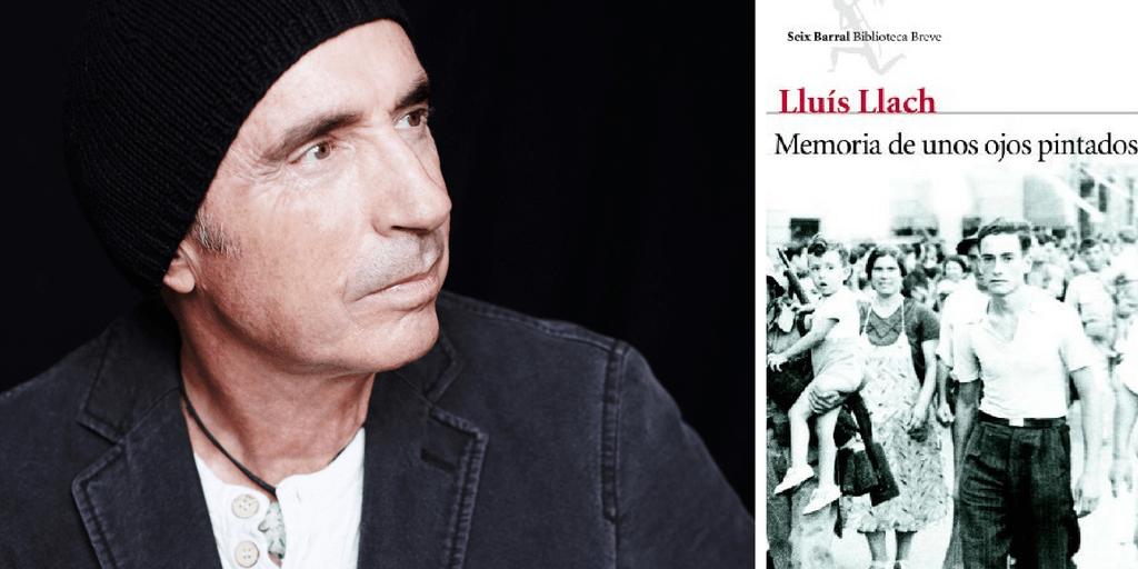 Cantantes que han escrito novelas: Lluís Llach