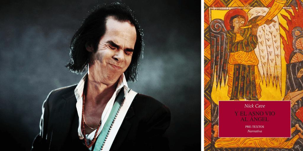 Actores que han escrito novelas: Nick Cave