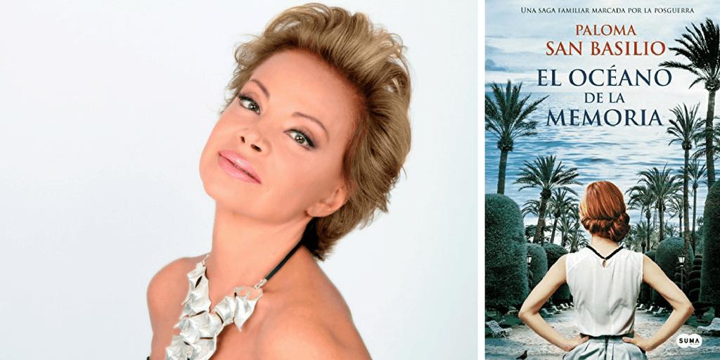 Cantantes que han escrito novelas: Paloma San Basilio