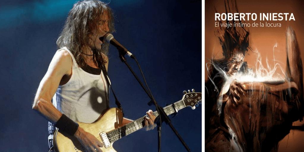 Cantantes que han escrito novelas: Roberto Iniesta de Extremoduro