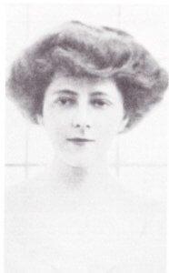 Annie Louise Ide, en 1906