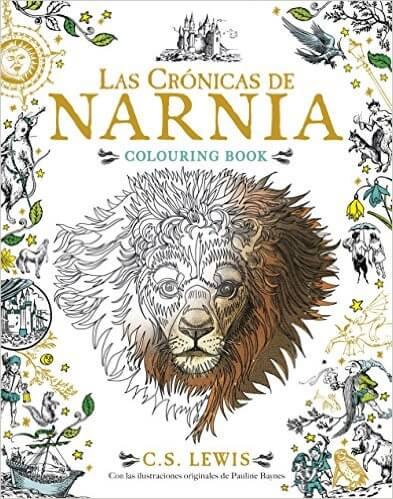 Las crónicas de Narnia para colorear