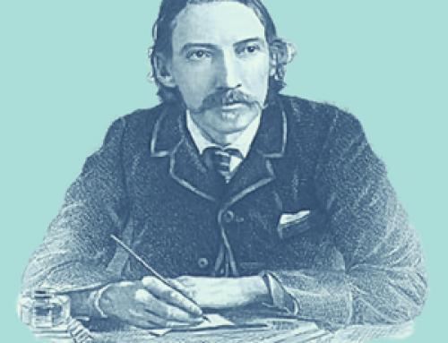 Cuando Robert Louis Stevenson regaló su cumpleaños